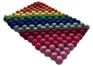 Rainbow trivet big